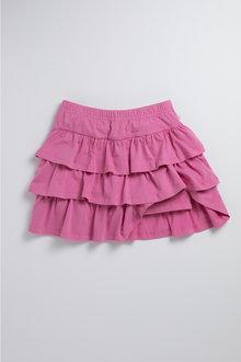 Pumpkin Patch Ruffle Skirt - 244450