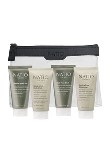 Natio Natio for Men Travel Set