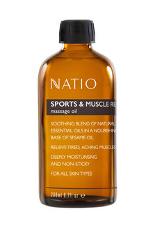 Natio Massage Oil Relaxation