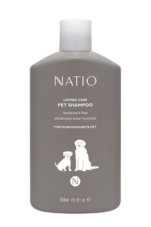 Natio Loving Care Pet Shampoo