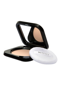 Natio Mattifying Powder Transparent