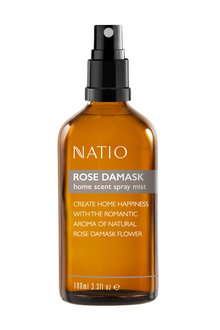 Natio Home Scent Spray Mist Rose Damask
