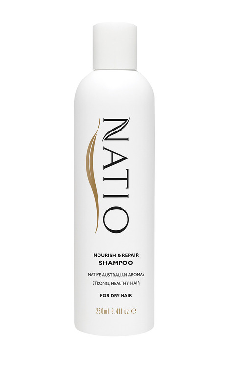 Natio Nourish & Repair Shampoo