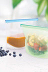 IS Silicone Food Storage Bags Set of Two