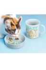 Fred Crazy Cat Lady Bowl and Mug Set