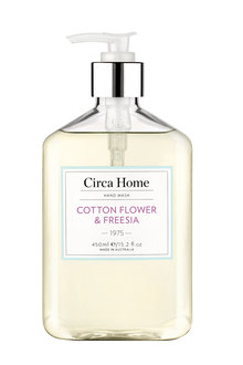 Circa Home Hand & Wash Cotton Flower & Freesia