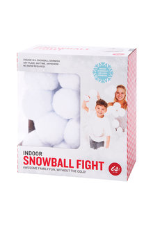 IS Indoor Snowball Fight