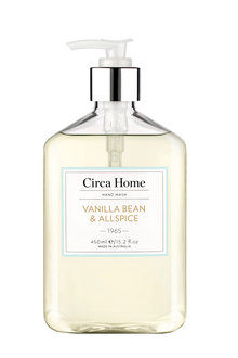 Circa Home Hand & Wash Vanilla Bean & All Spice