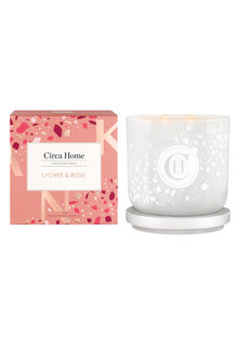 Circa Home Classic Candle Lychee & Rose