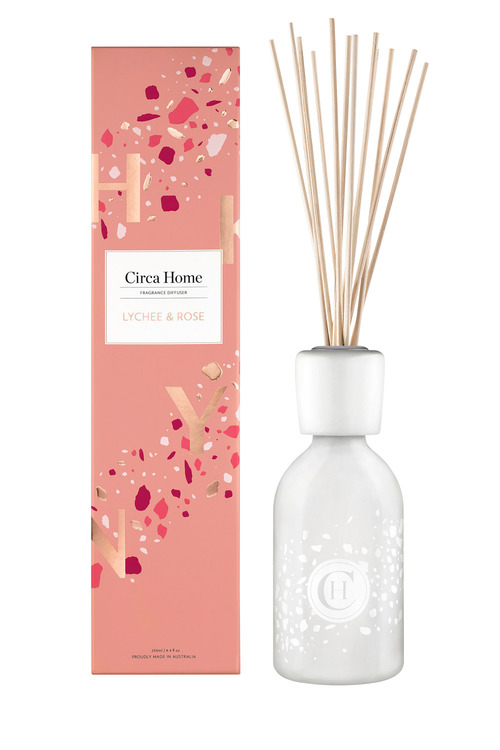 Circa Home Fragrance Diffuser Lychee & Rose