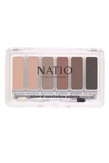 Natio Mineral Eyeshadow Palette