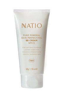 Natio Pure Mineral Skin Perfecting BB Cream SPF 15