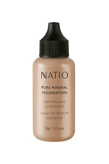 Natio Pure Mineral Foundation