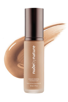 Nude by Nature Liquid Mineral Foundation - 244634