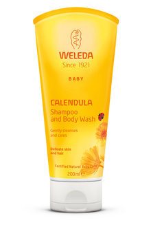 Weleda Calendula Shampoo & Bodywash