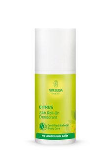 Weleda Citrus 24h Roll-On Deodorant
