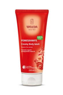 Weleda Pomegranate Creamy Body Wash