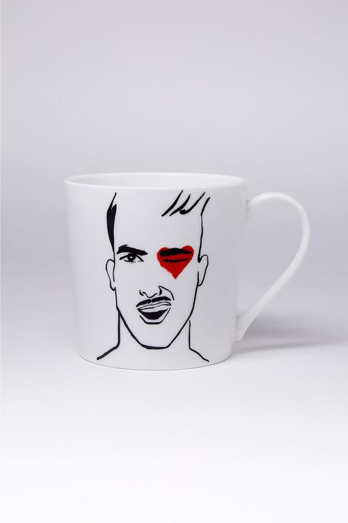 Jayson Brunsdon Hunk Art Mug