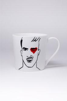 Jayson Brunsdon Hunk Art Mug - 244820