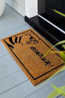 Jayson Brunsdon Bonjour Doormat