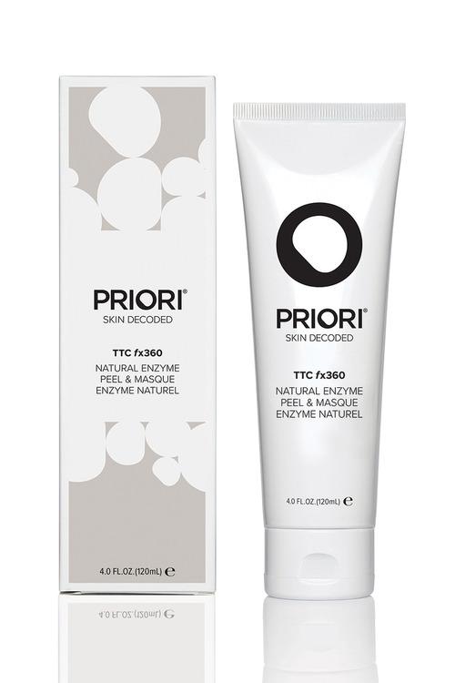 PRIORI TTC fx360 Natural Enzyme Peel & Masque
