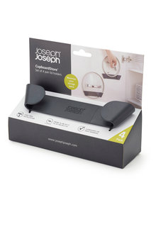 Joseph Joseph CupboardStore Pan Lid Holders Set of Four