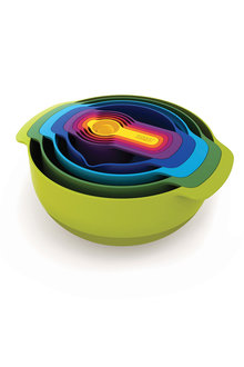 Joseph Joseph Nesting Set of Nine Plus