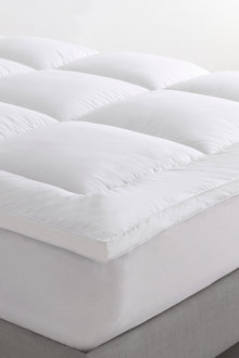 Logan & Mason Pillowtop Mattress Topper