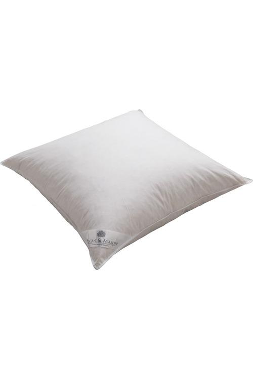 Logan & Mason 100% Duck Feather Euro Pillow