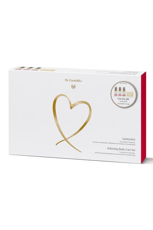 Dr. Hauschka Softening Body Care Gift Set Set