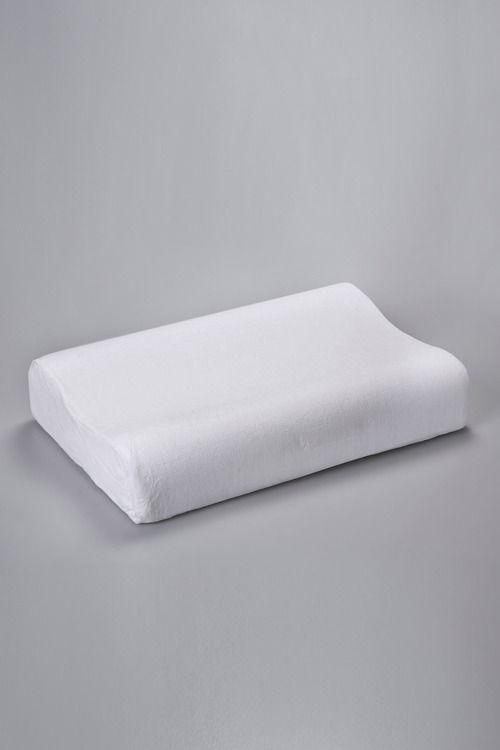 Bianca Contoured Memory Foam Pillow