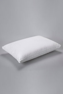 Bianca Relax Right Pure Microfibre Pillow Low