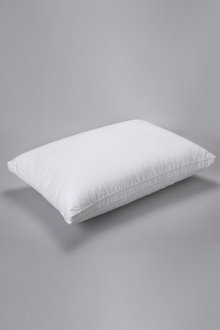 Bianca Relax Right Pure Microfibre Pillow Med
