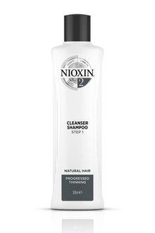 Nioxin System 2 Cleanser Shampoo