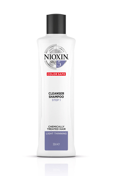 Nioxin System 5 Cleanser Shampoo