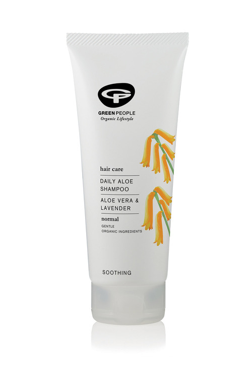 GREEN PEOPLE Daily Aloe Shampoo
