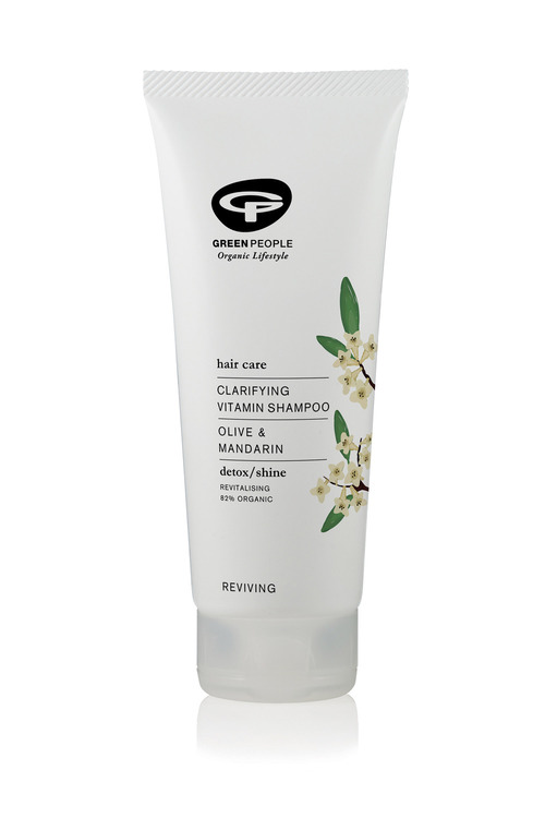 GREEN PEOPLE Clarifying Vitamin Shampoo