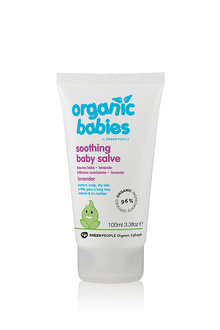 GREEN PEOPLE Soothing Baby Salve