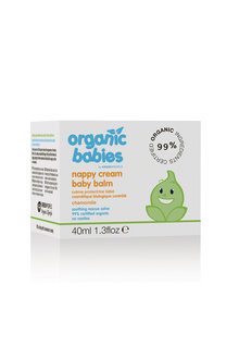 GREEN PEOPLE Nappy Cream Baby Balm NV