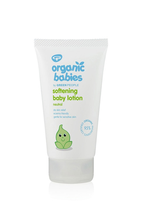 GREEN PEOPLE Softening Baby Lotion