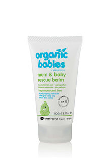 GREEN PEOPLE Mum & Baby Rescue Balm