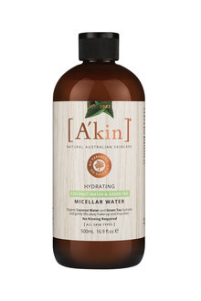 A'kin Hydrating Micellar Water
