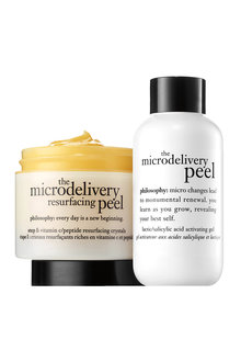 Philosophy The Microdelivery in Home Vitamin C Peptide Peel Kit