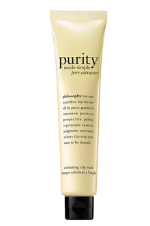 Philosophy Purity Made Simple Exfoliating Clay Mask
