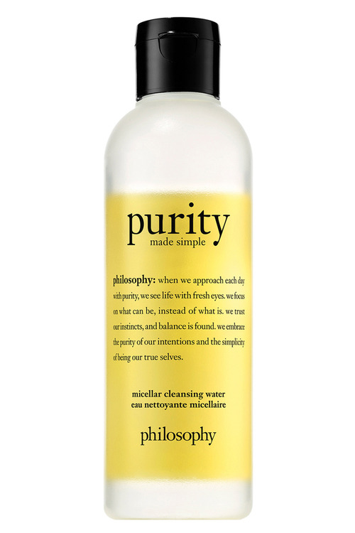 Philosophy Purity Made Simple Cleansing Micellar Water