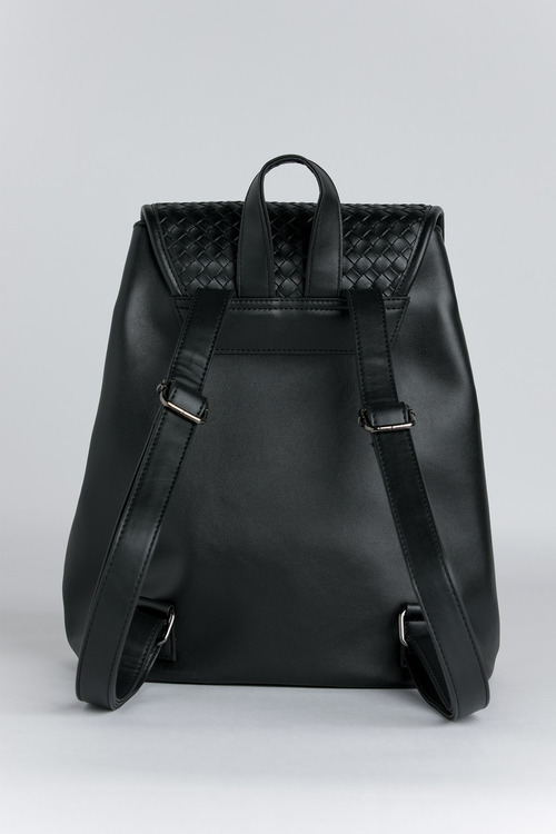 Charlee Woven Backpack