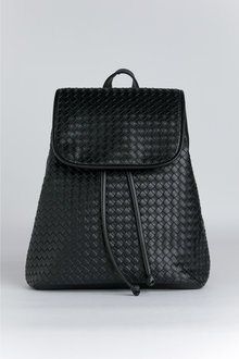 Charlee Woven Backpack - 246565