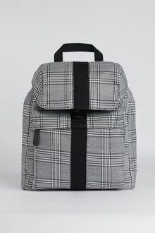 Camden Check Backpack - 246571