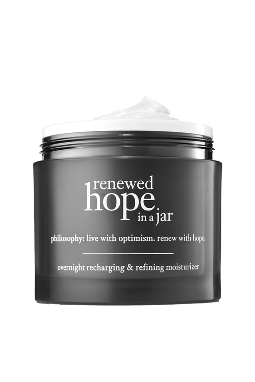 Philosophy Renewed Hope In A Jar Overnight Recharging & Refining Moisturiser
