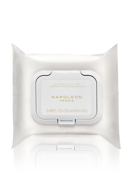 Napoleon Perdis Lift Off Makeup Remover Wipes - 25 Wipes